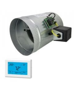 """Zone One 10"""" Damper Assembly"""