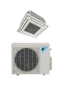 Daikin Vista Series 15,000 BTU 20.7 SEER Single Zone Ductless Mini-Split System - Ceiling Cassette