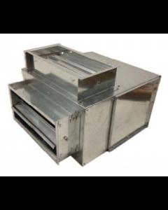 Daikin FBQ Economizer Kit with MERV 8 Filter for Large SkyAir FBQ Ducted Mini Splits