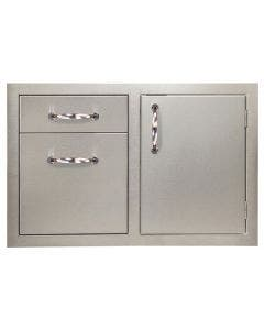 Artisan 32-Inch or 36-Inch Access Door And Drawer Combo - ARTP-DDC