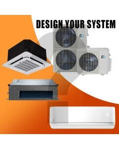 Perfect Aire Design Your Own Dual Zone Heat Pump System