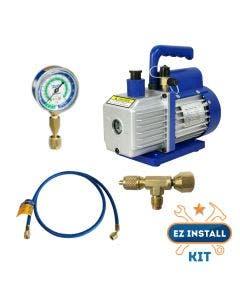 "EZ Install Leak Test Kit 1/4"" x 1/2"" - 25 Feet"