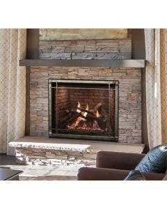 Empire Rushmore with TruFlame Technology Clean-Face Direct-Vent Fireplace - 40 Inch