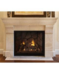 Empire Tahoe Clean-Face Direct-Vent Luxury Fireplace - 36 inch