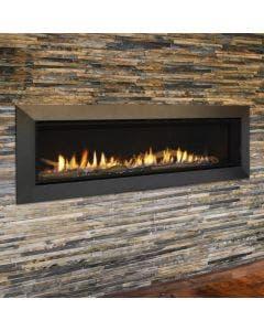 Majestic Echelon 60-Inch Gas Direct Vent Linear Fireplace- ECHEL60IN-C
