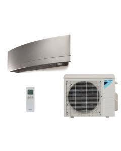 Daikin Emura 9,000 BTU 18 SEER Single zone Ductless Mini-Split Heat Pump System Wall Mounted - XR09TVJUS