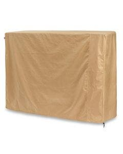 The Outdoor GreatRoom Company CVR6422 Tan Vinyl Cover for Stone Arch Fireplace, 64.75 x 24 Inches