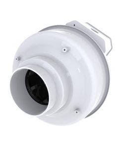 Fantech FR 125 Centrifugal Inline Fan 171 CFM Single Phase - FR 125