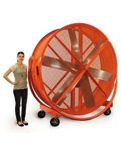 Triangle Fans Gentle Breeze Chain Suspension Mount Fan