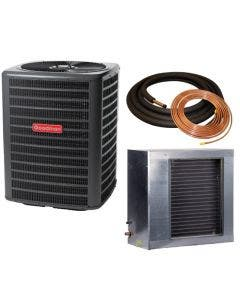 Goodman 3 Ton 13 SEER Air Conditioner with Horizontal Slab Coil