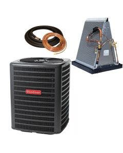 3 Ton 13 SEER Goodman Air Conditioner with StyleCrest Mobile Home Coil