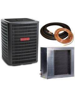 Goodman 3 Ton 14 SEER Air Conditioner with Horizontal Slab Coil