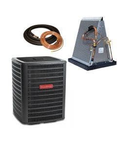 3.5 Ton 14 SEER Goodman Air Conditioner with StyleCrest Mobile Home Coil