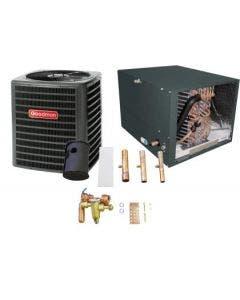 3.5 Ton 14 SEER Goodman Heat Pump System