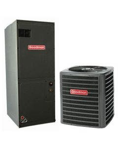 Goodman 1.5 Ton 14 SEER Heat Pump Air Conditioner System
