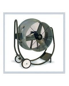 Triangle Fans HVD Jetaire Direct Drive Fan Dolly Mounted
