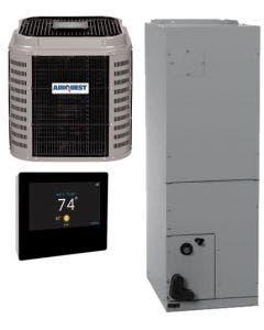 2 Ton 17.5 SEER AirQuest Heat Pump Air Conditioner System