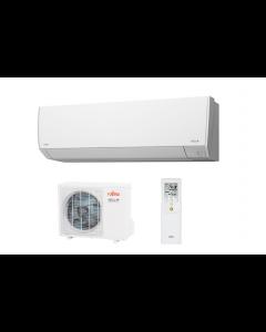 Fujitsu Mini-Split Hyper Heat Pump SINGLE-ZONE 12K System - Extra Low Temp Heating