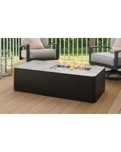 The Outdoor GreatRoom Company Kinney Gas Fire Pit Table - KN-1224