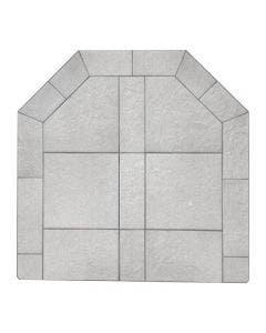 Diamond Hearths Standard Or Corner Hearth Pad - Kassle Rock