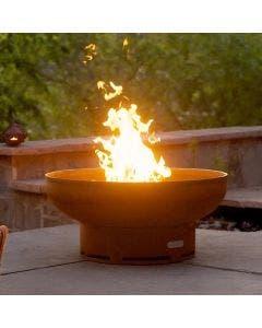 Fire Pit Art Gas Fire Pit - Low Boy