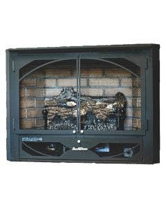 Buck Stove Model 384 Vent Free Gas Stove Or Fireplace