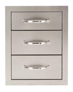 Artisan 17-Inch Triple Drawers - ARTP-3DR-17SC