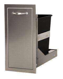 Artisan 20-Inch Single Trash Center - ARTP-TC2-20SC