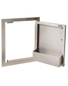 Artisan 42-Inch Door Bin for 42-Inch Double Doors - ARTP-DS42