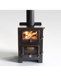 Nectre N350 Wood Burning Stove And Oven -  N350