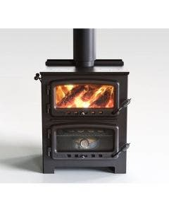 Nectre N550 Wood Burning Stove And Oven -  N550