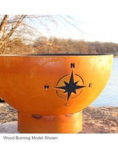 Fire Pit Art Gas Fire Pit - Navigator