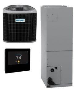 1.5 Ton 16 SEER AirQuest Heat Pump System