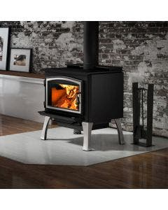 "Osburn 2000 Wood Burning Stove With Blower- 27"""