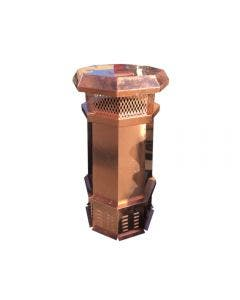 American Chimney Shroud Chimney Pot - ACS-P10