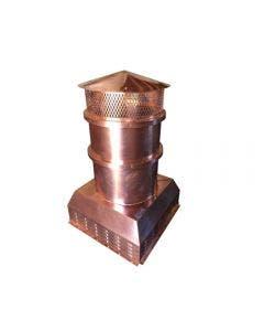 American Chimney Shroud Chimney Pot - ACS-P5