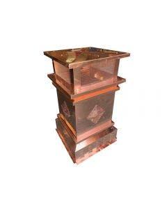 American Chimney Shroud Chimney Pot - ACS-P6