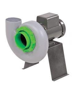 Plastec 15 Series Direct Drive Forward Curve Blower Hazardous Location .333 HP 250 CFM 3 Phase with Mount