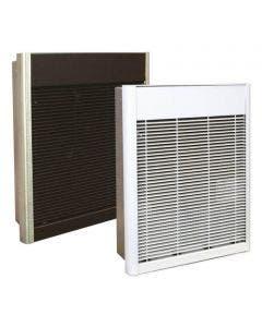 Qmark Heater 4000W Architectural Heavy-Duty Wall Heater, 240V/277V, Bronze - AWH4407F