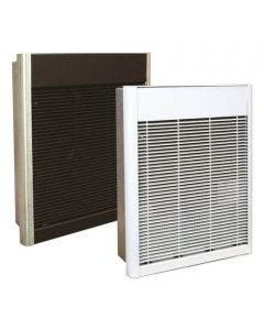 Qmark Heater Up to 4000W at 240V, Architectural Heavy-Duty Wall Heater, Bronze - AWH4404F