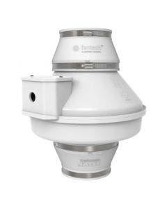 Fantech Rn 4EC-3 Inline Radon Fan 555 CFM Single Phase - Rn 4EC-3
