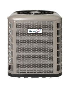 Revolv 2 Ton 13 SEER Mobile Home Air Conditioner & AccuCharge Quick Connect
