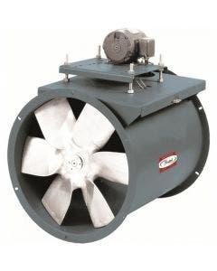 Hartzell Series 46 Steel Housed Belt Drive Duct Axial Fan