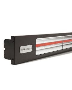 Infratech SL-Series 29 1/2-Inch 1600W 240V Electric Infrared Patio Heater - SL1624