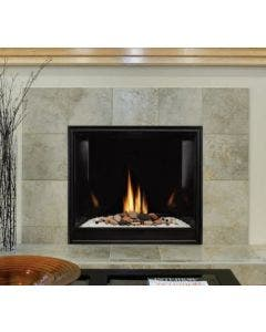 Empire Tahoe Clean-Face Direct-Vent Contemporary Fireplace Premium- 42 inch