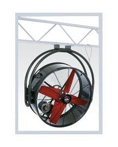 Triangle Fans Heat Busters CMB Ceiling Mounted Belt Drive Fan