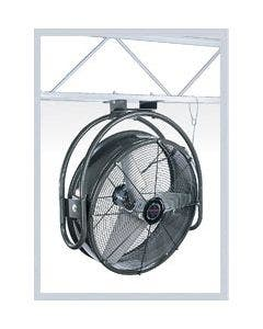 Triangle Fans Portable Coolers CMPC Ceiling Mounted Direct Drive Fan