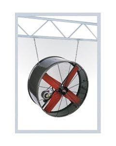 Triangle Fans Heat Busters SEB Suspension Mounted Belt Drive Fan