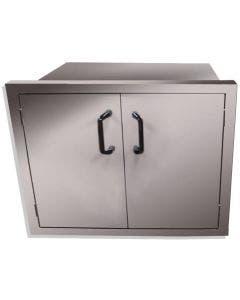 Vintage 30 Inch Sealed Pantry Access Doors - VDSP30