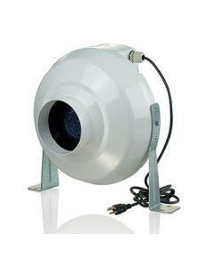 "VENTS-US VK 100 Series 4"" Inline Centrifugal Plastic Fan - VK 100"